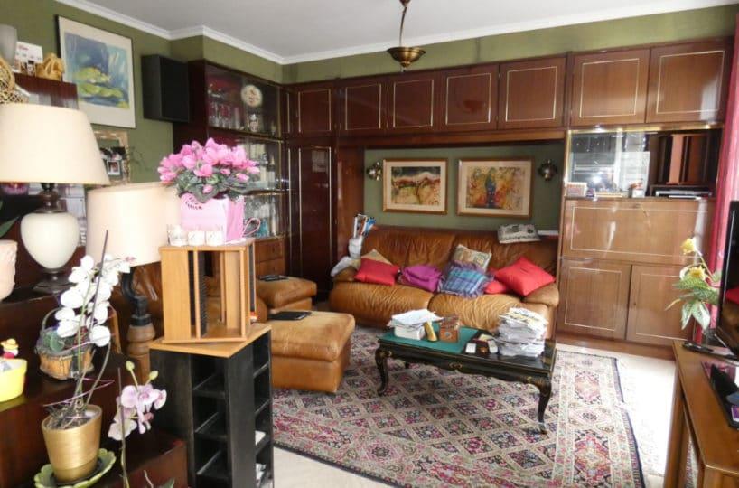 vente pavillon alfortville: 7 pièces 170 m², jardin, sous sol et garage, le double séjour