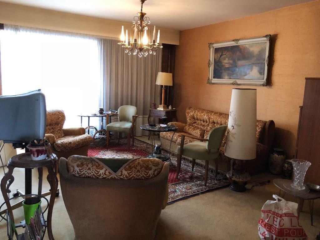 vente appartement charenton le pont: 3 pièces, séjour très lumineux, balcon plein sud