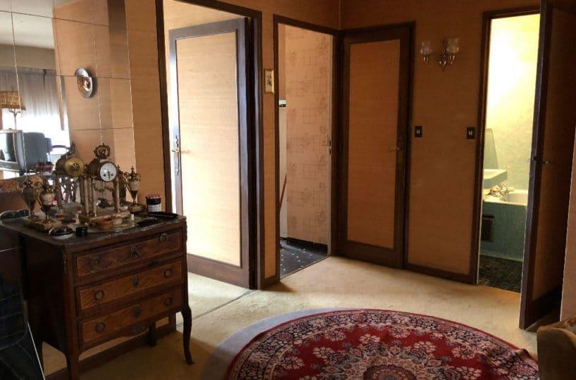 appartement à vendre à charenton le pont: 3 pièces 61 m², séjour lumineux avec balcon