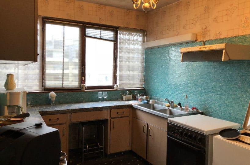 appartement à vendre charenton-le-pont: 3 pièces 61 m², cuisine indépendante, vue bois