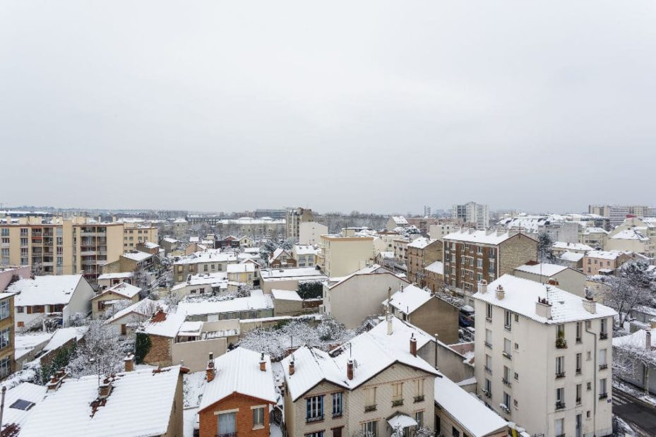 appartement à vendre à alfortville: 3 pièces 74 m², vue dégagée depuis la fenêtre