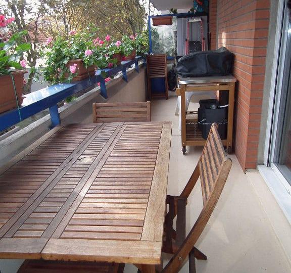 achat appartement alfortville: 5 pièces 115 m², grange terrasse donnant sur séjour