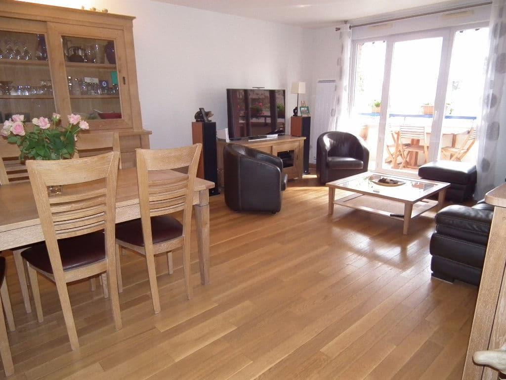 estimer appartement alfortville: 5 pièces 115 m², séjour avec grand balcon