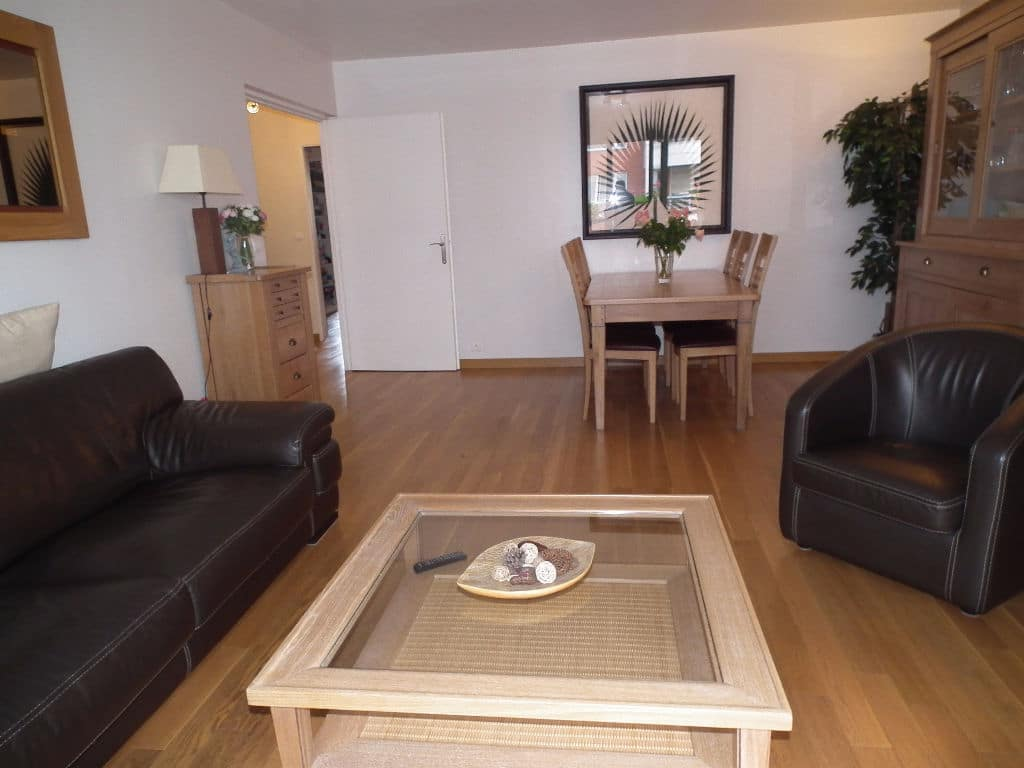 faire estimer appartement alfortville: 5 pièces 115 m², séjour avec parquet chêne massif