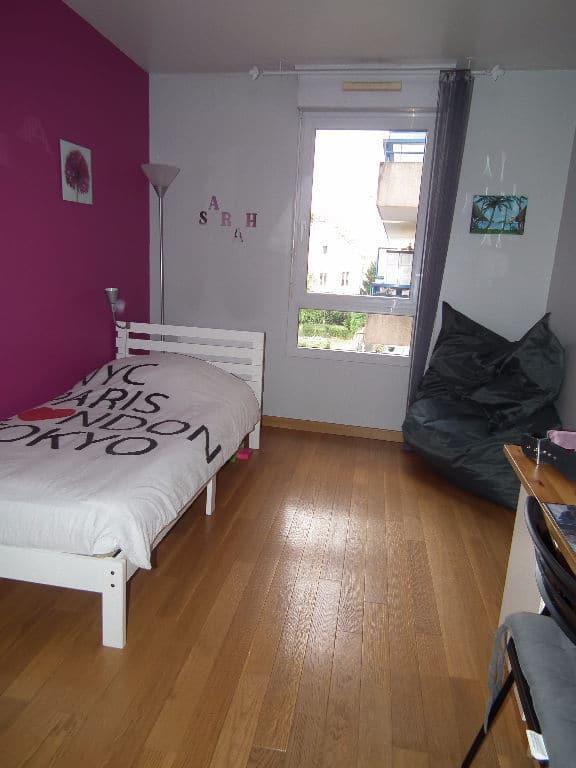 agence immo alfortville: 5 pièces 115 m², 1° chambre à coucher avec lit enfant