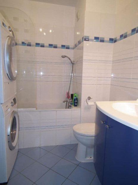 agence alfortville: 5 pièces 115 m², salle de bain avec baignoir et wc