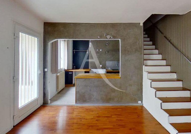 vente maison alfortville: 2 pièces 69 m², entrée spacieuse, cuisine ouverte