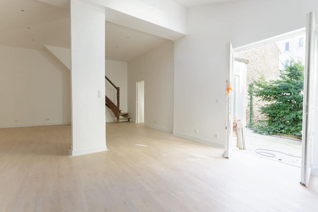 appartement à vendre maisons-alfort: loft de 4 pièces 93 m², double séjour lumineux