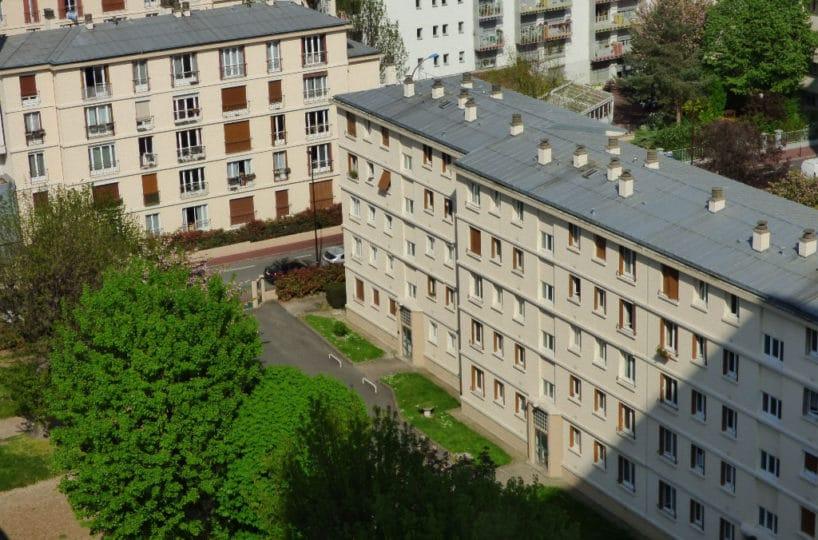 agence immo 94: appartement 3 pièces 67 m², vue dégagée du 13° étage, charenton-le-pont