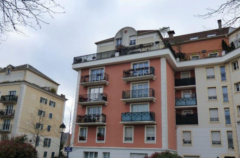 agence immo alfortville: 4 pièces 87 m², 5° étage/ avec ascenseur, interphone, box