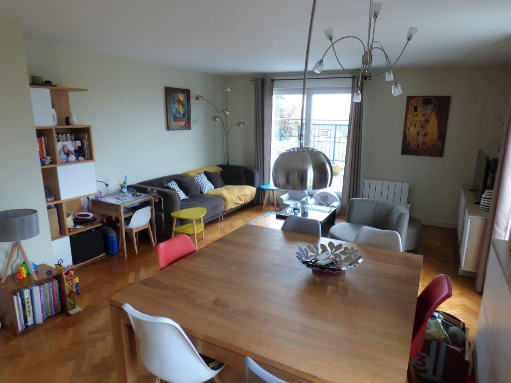 appartement à vendre à alfortville: 4 pièces, séjour lumineux avec terrasse de 30 m²