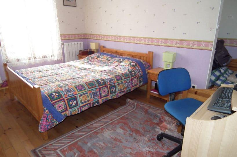 agence immo alfortville: 2 pièces 45 m², chambre avec espace bureau