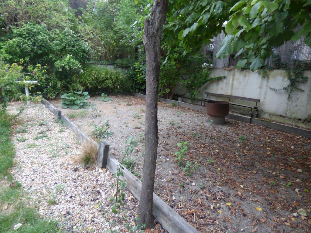 adresse alfortville: 3 pièces 51 m², jardin avec espace à aménager