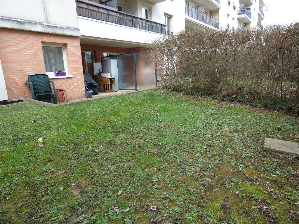 achat appartement alfortville: 2 pièces 45 m² avec jardin et terrasse