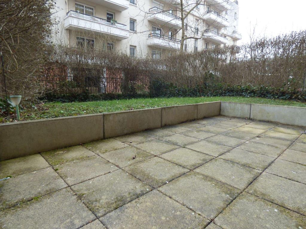 faire estimer appartement alfortville: 2 pièces, résidence de standing, terrasse, jardin 52 m²
