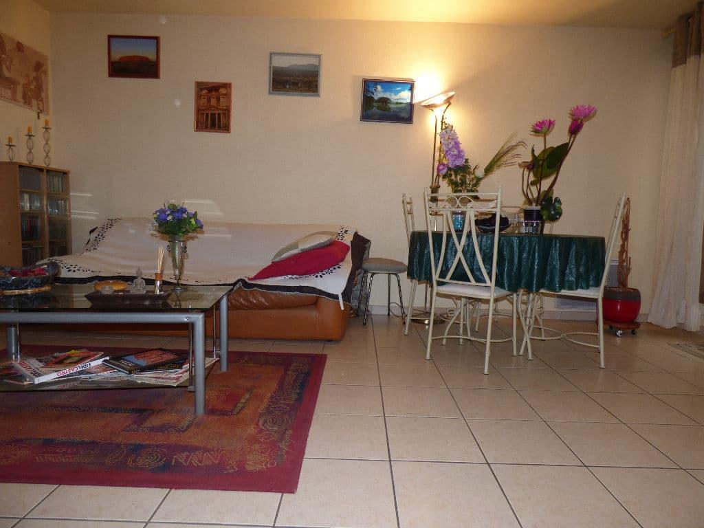 vendre appartement alfortville: 2 pièces 45 m², séjour avec coin repas