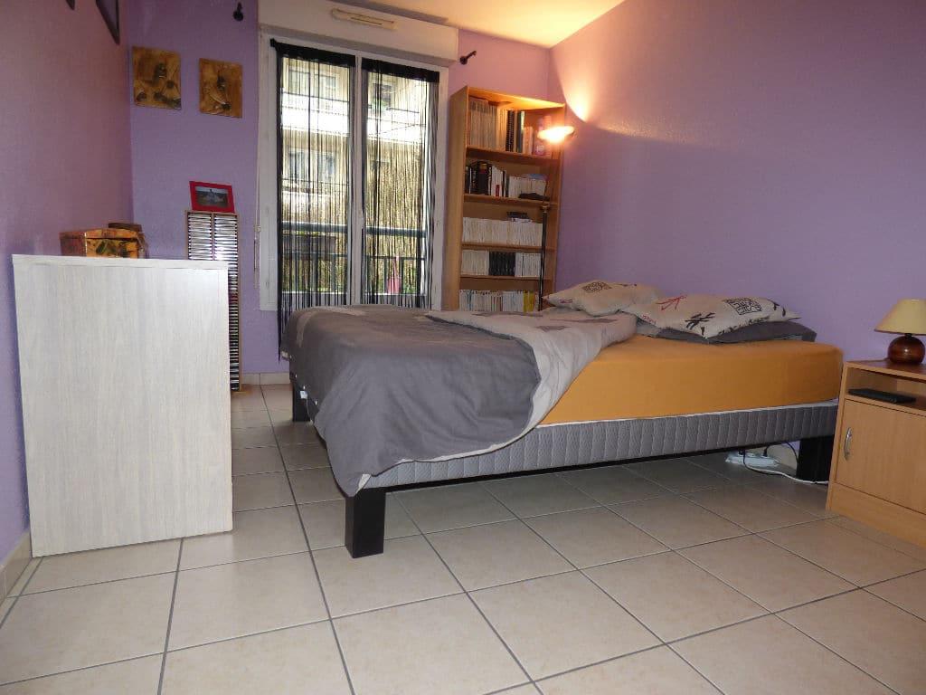 appartement a vendre alfortville: 2 pièces 45 m², spacieuse chambre à coucher