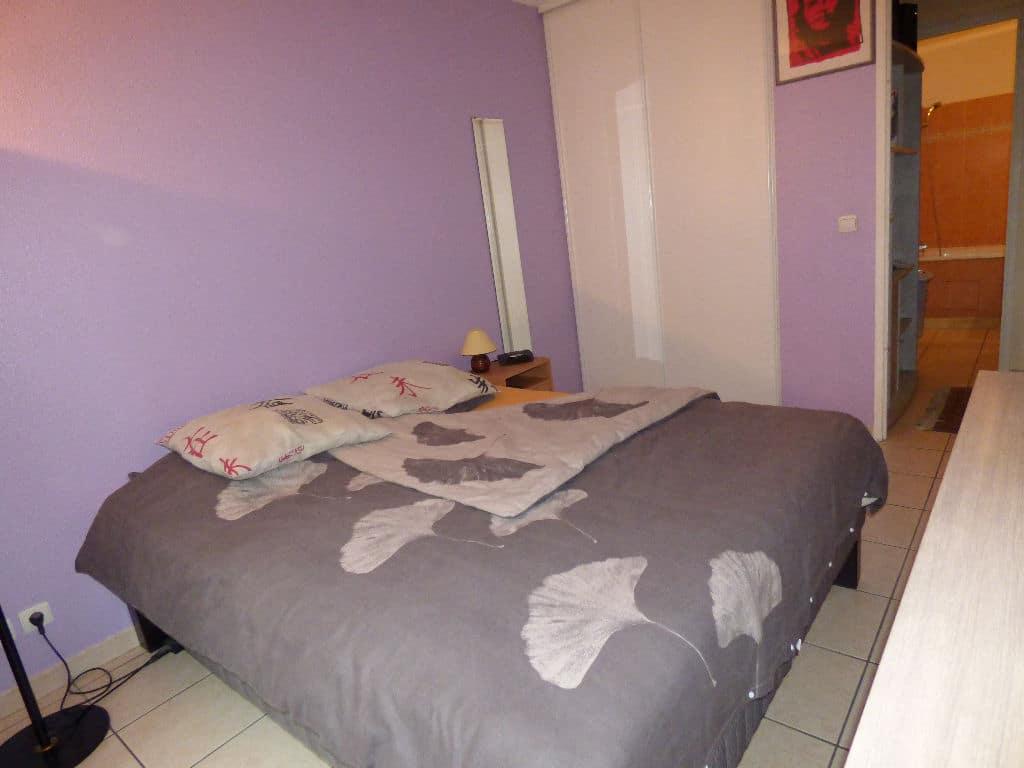 appartement à vendre à alfortville: 2 pièces, belle chambre à coucher, carrelage au sol