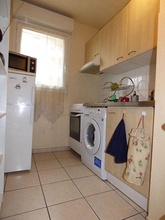 agence alfortville: 2 pièces 45 m², cuisine américaine avec alimentation pour lave linge