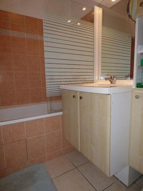 estimation alfortville: 2 pièces 45 m², salle de bain avec baignoire