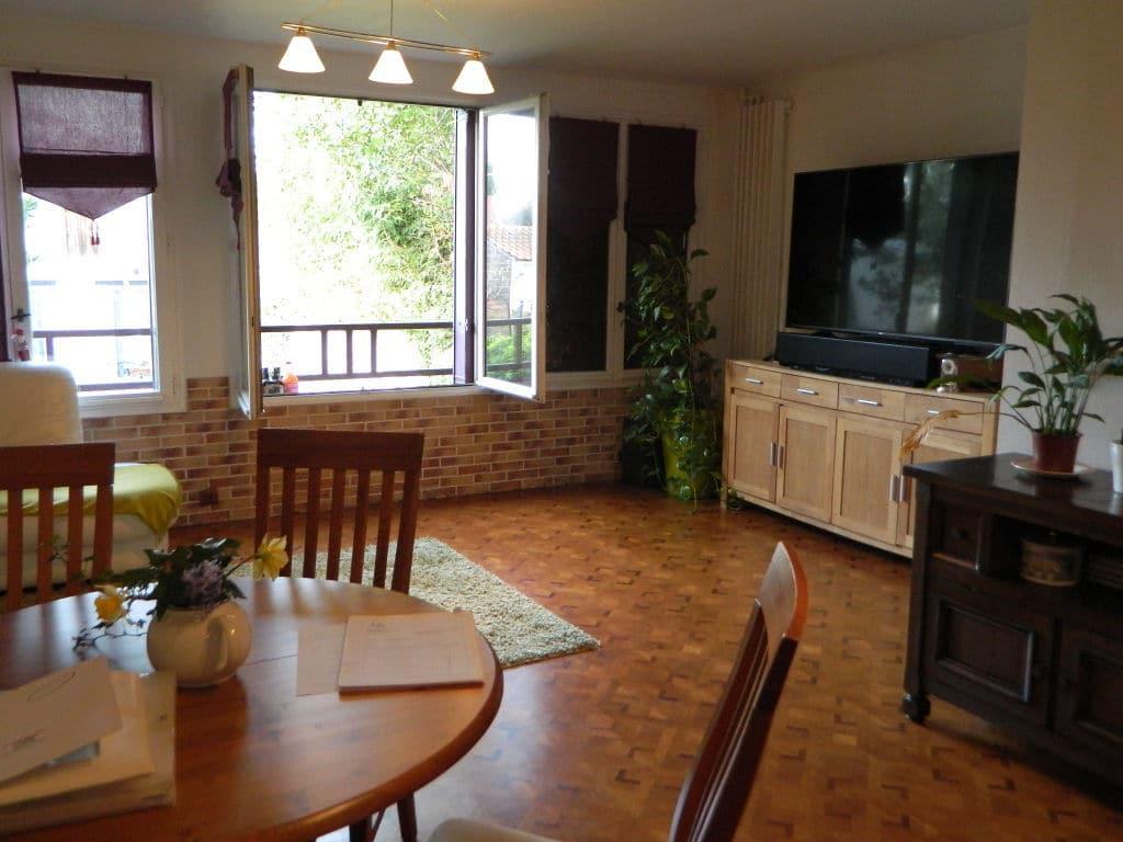 immo maisons alfort: maison 3 pièces 60 m², double séjour/salle à manger