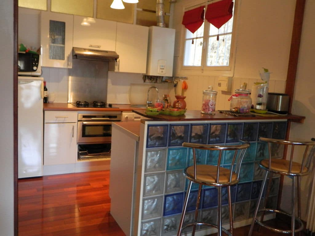 achat maison maisons alfort: 3 pièces 60 m², cuisine ouverte et aménagée