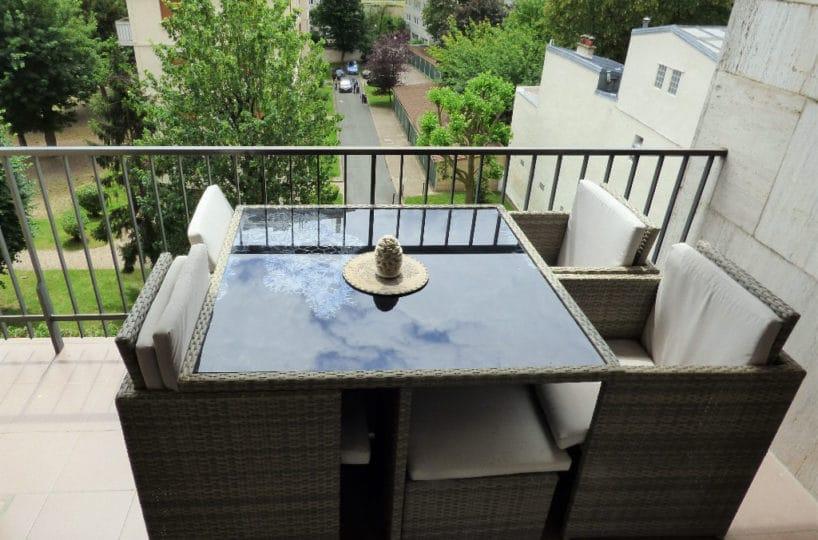 estimation appartement charenton: 4 pièces 72 m² avec balcon/loggia de 10 m², secteur villa saint pierre