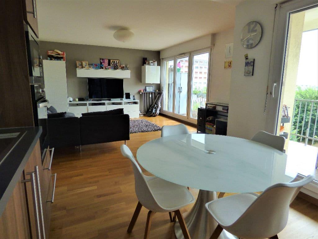 appartement à vendre charenton: 4 pièces, salon/séjour avec cuisine us équipée