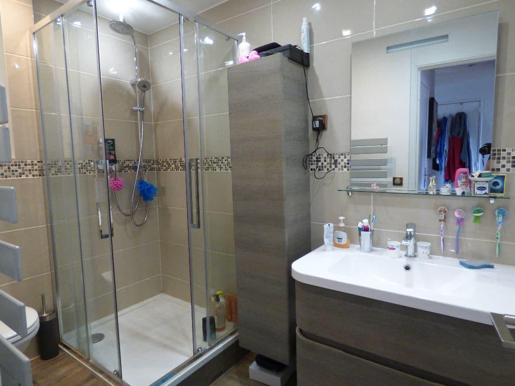 achat appartement charenton le pont: 4 pièces 72 m², salle d'eau avec douche et un wc