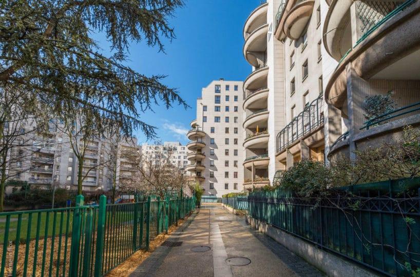 estimation appartement charenton: 4 pièces 85 m², 4° étage/8, ascenseur, interphone, parking, secteur bercy