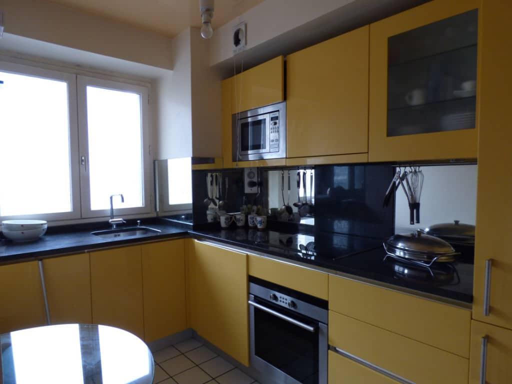 appartement charenton le pont: 4 pièces 85 m², cuisine indépendante et équipée