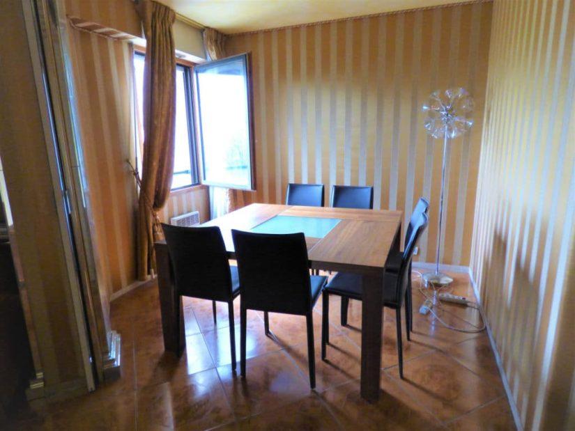 appartement à vendre charenton: 4 pièces 85 m², salle à manger lumineuse, terrasse
