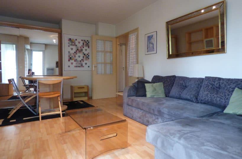 estimation appartement charenton: 2 pièces 46 m², salon spacieux, proche transports et ccial bercy 2