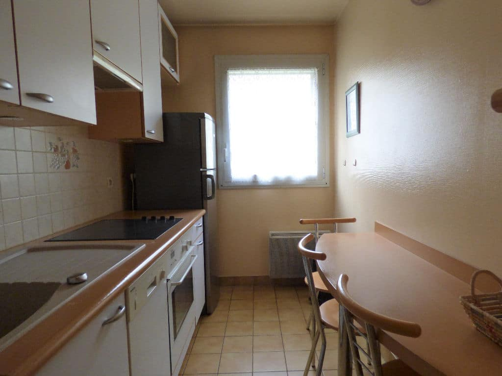 vendre appartement charenton: 2 pièces 46 m², cuisine aménagée et équipée