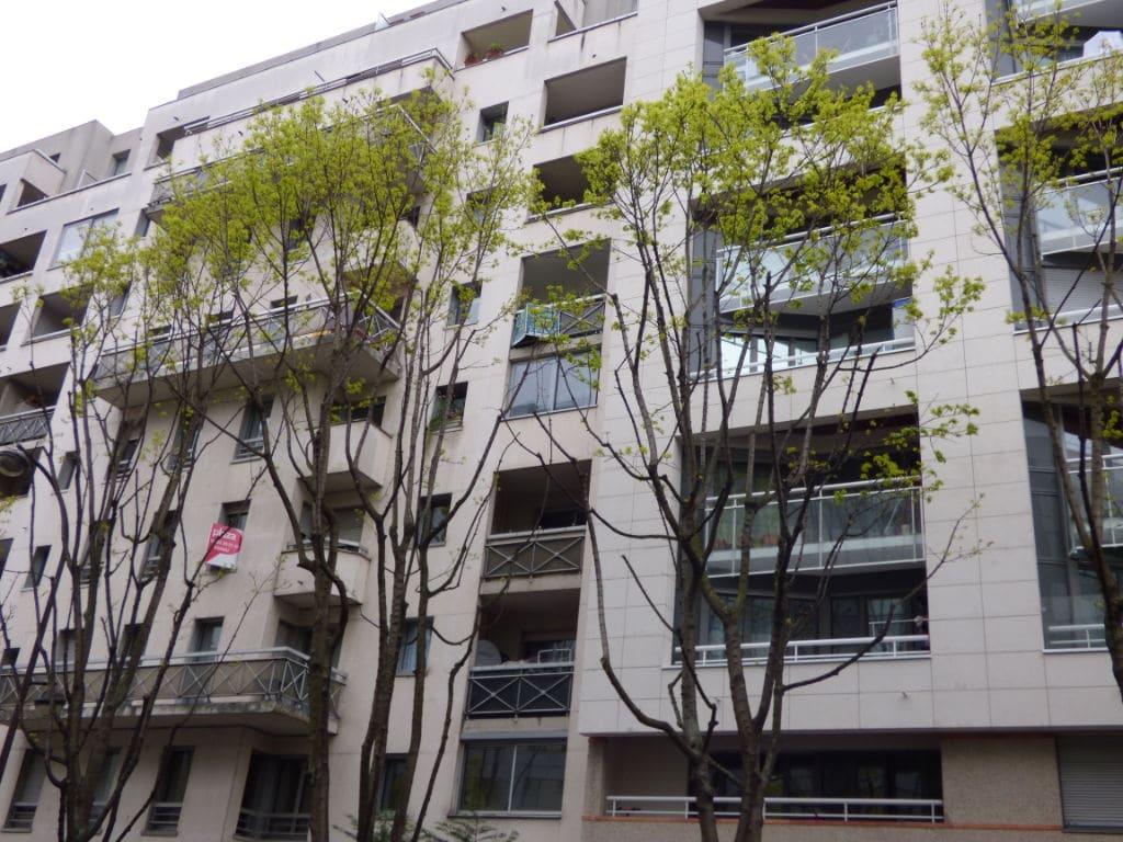 achat appartement charenton le pont: 2 pièces, ascenseur, digicode, gardien, 3°étage/9