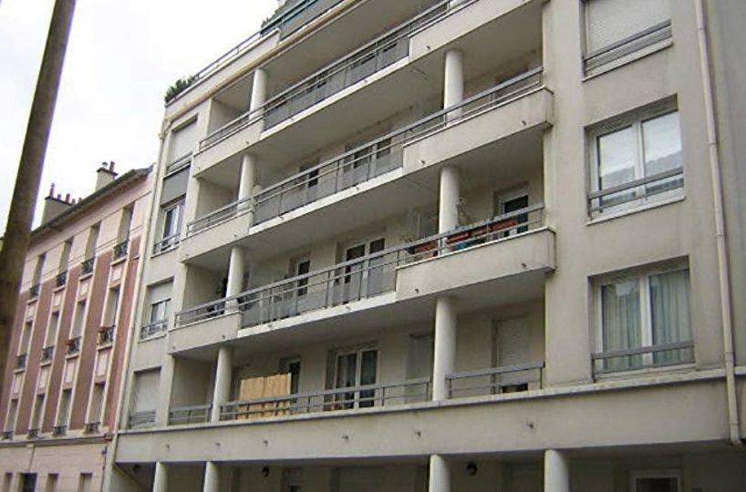 achat studio alfortville: 23 m², avec balcon et parking, proche commerces et métro ligne 8