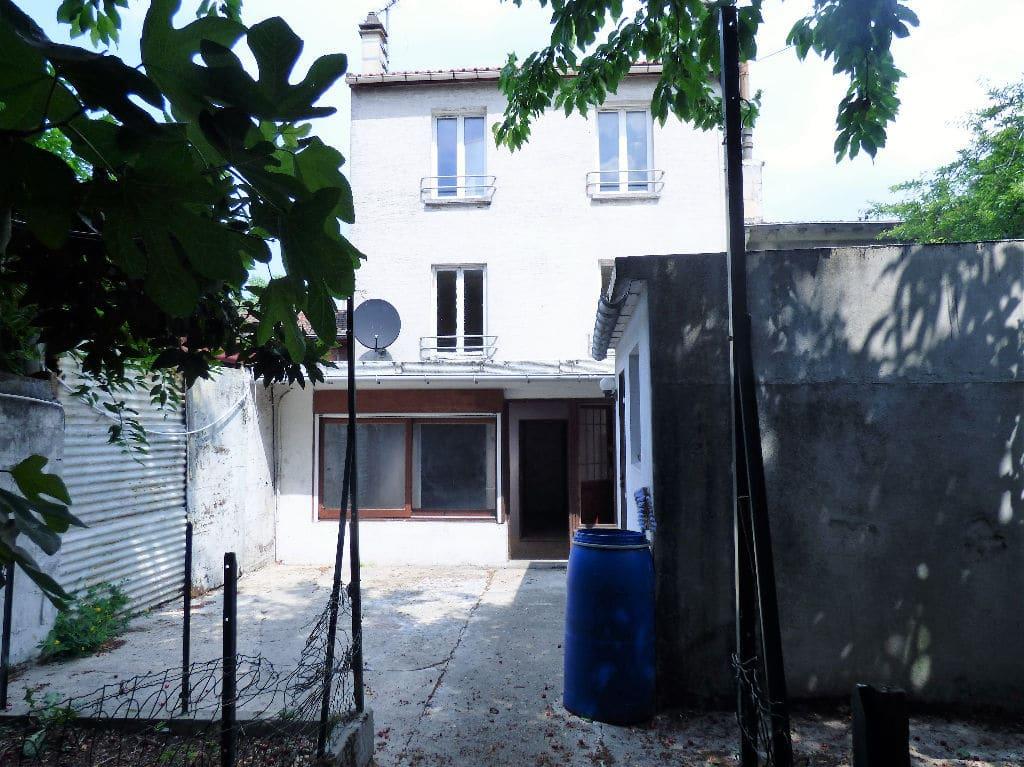 vente maison alfortville: 6 pièces 85 m², quartier calme proche toutes commodités