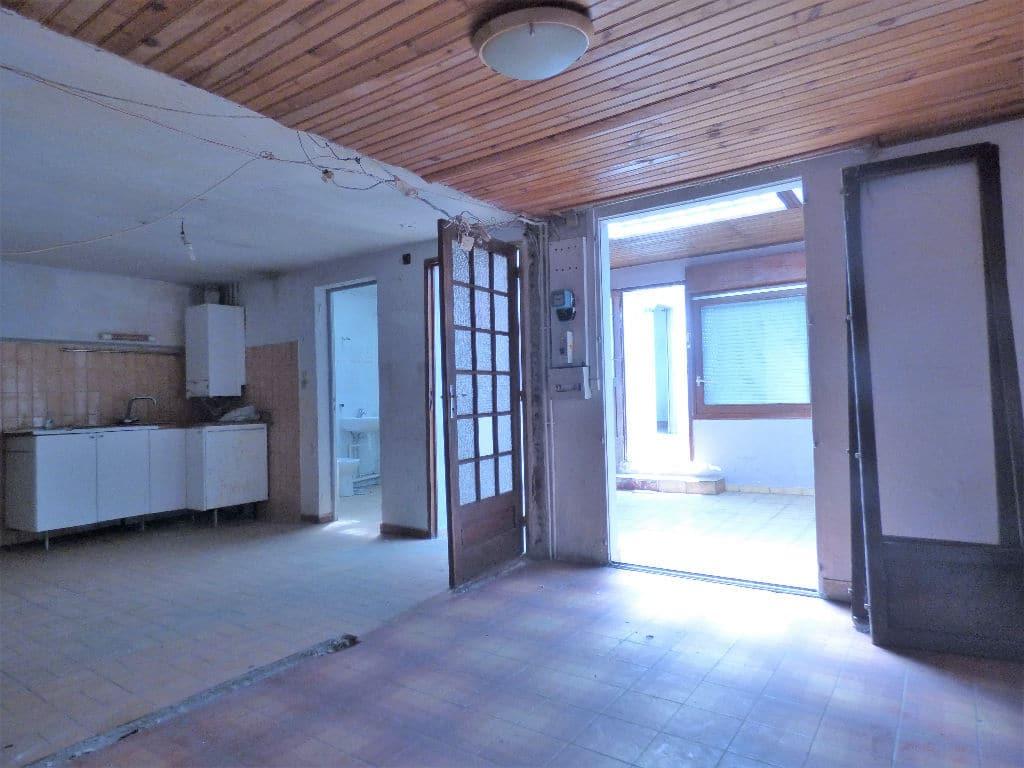 maison alfortville: 6 pièces 85 m², grand pièce à vivre ouverte sur la cuisine