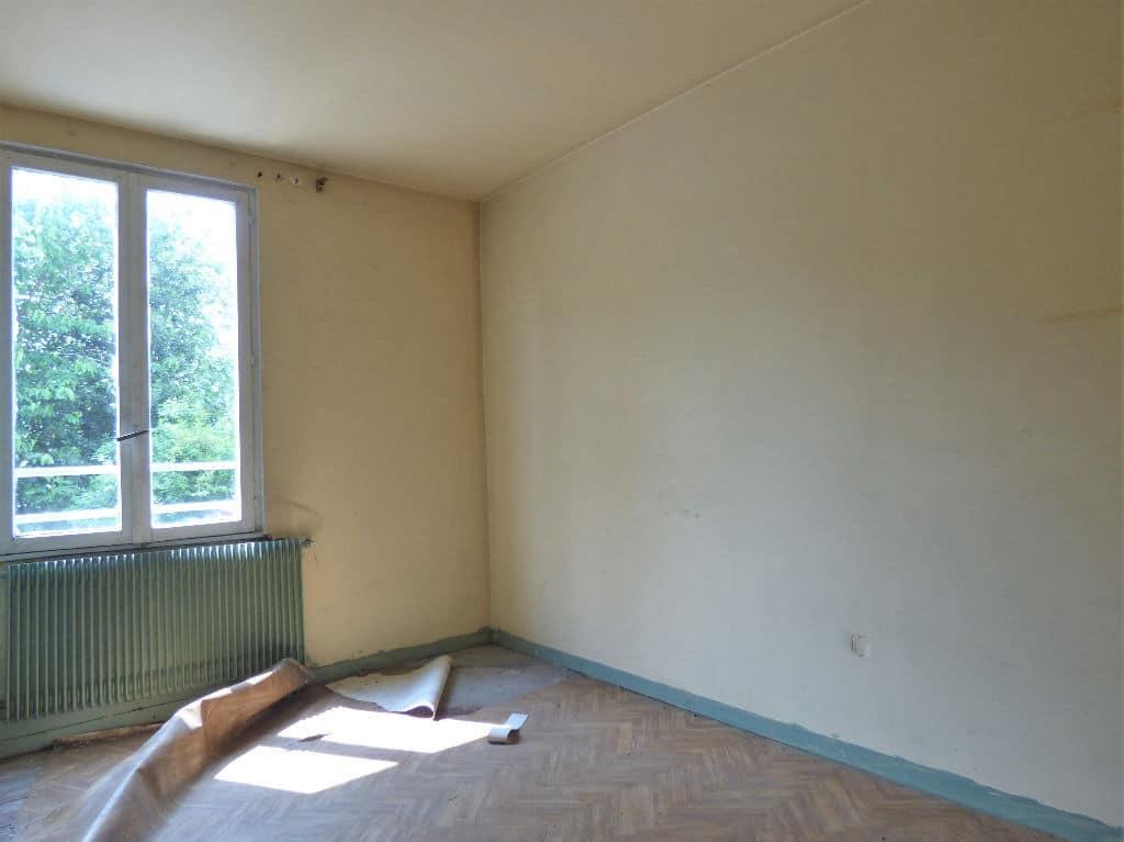 agence immo alfortville: 6 pièces 85 m², deuxième chambre avec travaux à prévoir