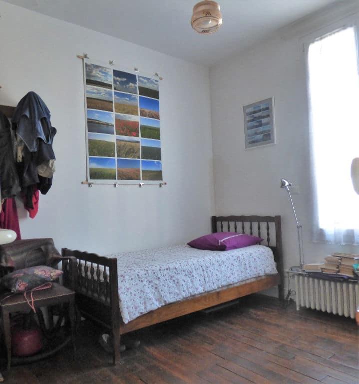 vente maison maisons-alfort: 6 pièces 130 m², 2° chambre à coucher: enfant