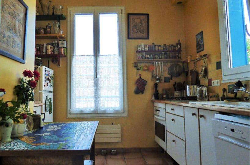 vente maison à maisons alfort: 6 pièces 130 m², cuisine indépendante, rangements
