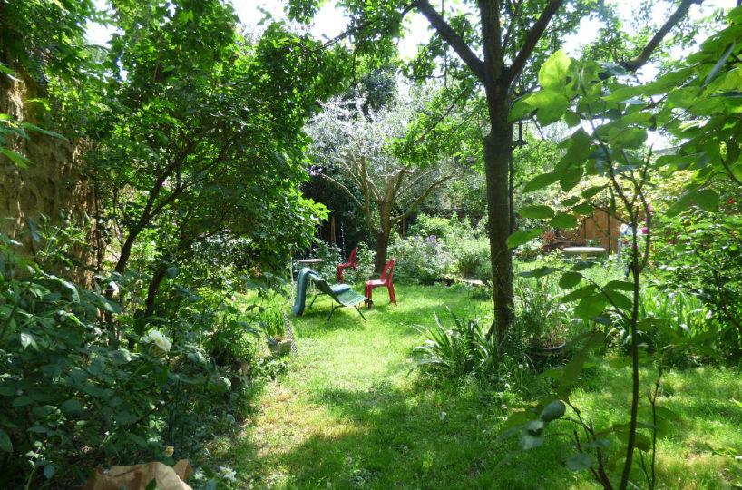 maison maison alfort: 6 pièces, surface terrai 390 m², jardin arboré