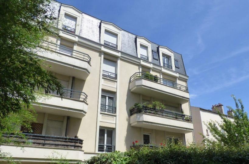 estimation appartement charenton: 2 pièces 38 m², résidence de standing avec interphone, secteur liberté