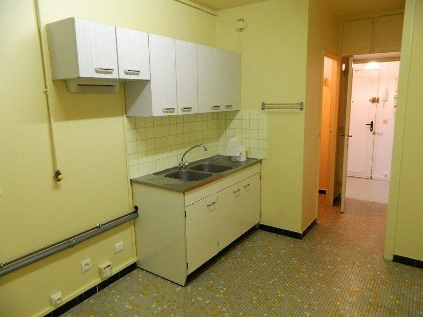 agence immo alfortville: 2 pièces 53 m², cuisine indépendante aménagée accès buanderie