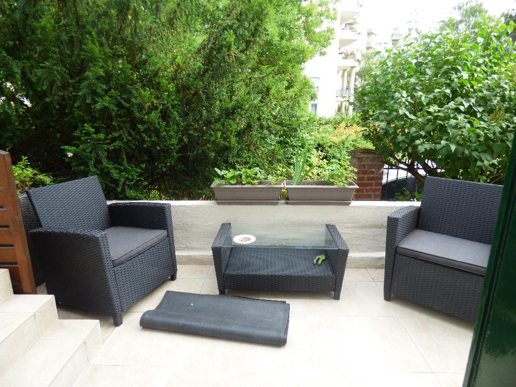 agence immobiliere maisons alfort: maison 4 pièces 104 m², belle terrasse à l'étage
