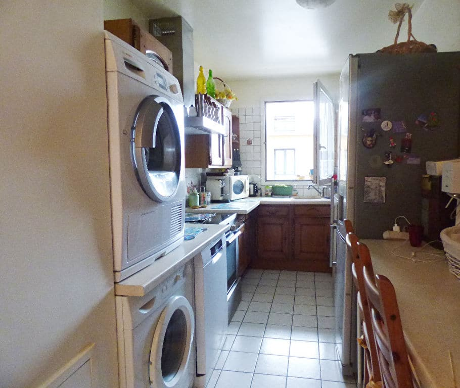 estimer appartement alfortville: 3 pièces 70 m², cuisine indépendante équipée avec rangements