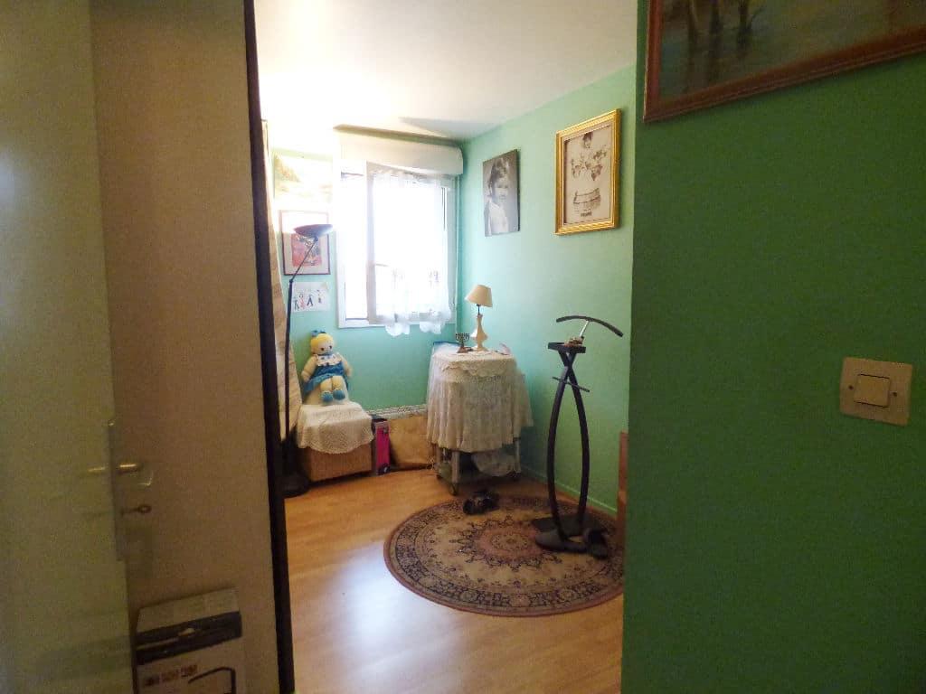 vendre appartement alfortville: 3 pièces 70 m², deuxième chambre lumineuse