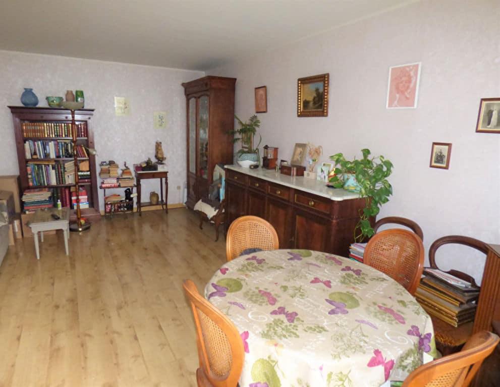 vendre appartement alfortville: 3 pièces 63 m², pièce à vivre avec des rangements