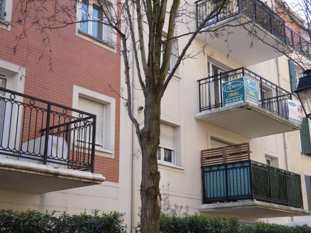 estimation appartement alfortville: 2 pièces 40 m², avec balcon - secteur quai de seine / apollonia