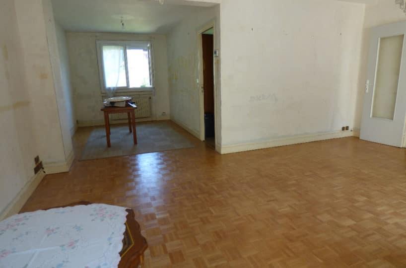 vente pavillon alfortville: 7 pièces 95 m², séjour avec coin repas